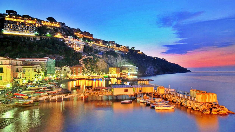 transfers amalfi coast, sorrento, positano, napoli, vesuvio, pompei, roma
